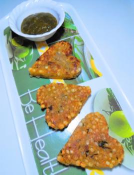 Sabudana Cutlet - Plattershare - Recipes, Food Stories And Food Enthusiasts