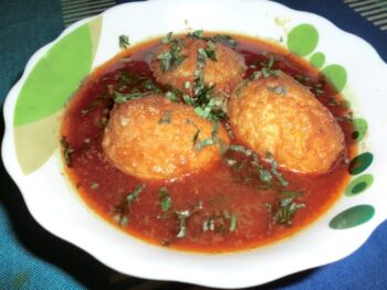 Spicy Egg Curry - Plattershare - Recipes, Food Stories And Food Enthusiasts
