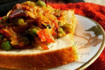 Fiery Baigan Bharta (Eggplant) - Plattershare - Recipes, Food Stories And Food Enthusiasts