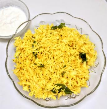 Wagarela Chawal - Plattershare - Recipes, Food Stories And Food Enthusiasts