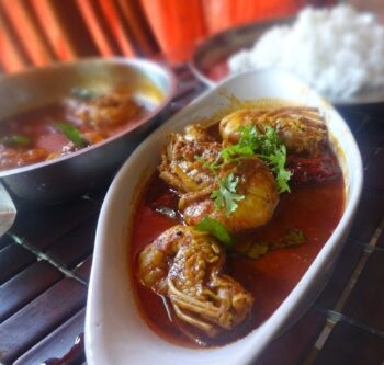 Indian Prawn Curry Soup - Plattershare - Recipes, Food Stories And Food Enthusiasts