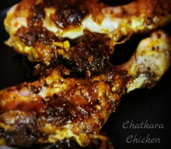 Chatkara Chicken Licious - Plattershare - Recipes, Food Stories And Food Enthusiasts