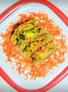 Bombay Batata Wada Toast - Plattershare - Recipes, Food Stories And Food Enthusiasts