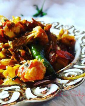 Kathal Ki Sabji - Plattershare - Recipes, Food Stories And Food Enthusiasts