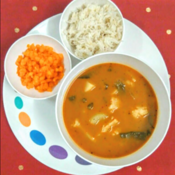 Sindhi Kadhi - Plattershare - Recipes, Food Stories And Food Enthusiasts