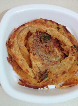 Jalebi Paratha - Plattershare - Recipes, Food Stories And Food Enthusiasts