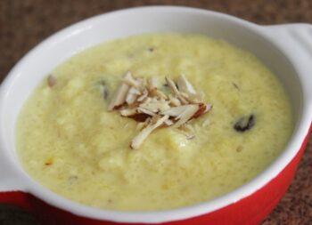 Sama Rice Ki Kheer - Plattershare - Recipes, Food Stories And Food Enthusiasts