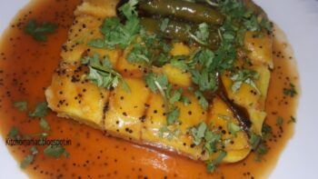 Tangy Microwave Dhokla Holi Special - Plattershare - Recipes, Food Stories And Food Enthusiasts