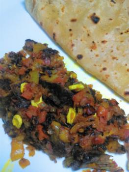 Karela Sabji - Plattershare - Recipes, Food Stories And Food Enthusiasts
