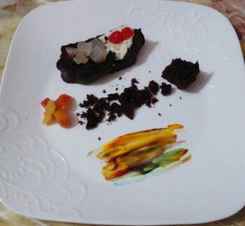 Choco Fudge (Holi) - Plattershare - Recipes, Food Stories And Food Enthusiasts
