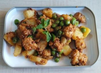 Chicken Chaat - Plattershare - Recipes, Food Stories And Food Enthusiasts