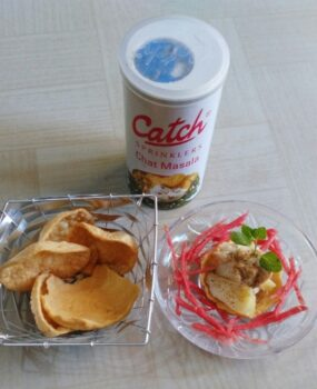 Baby Chaat - Plattershare - Recipes, Food Stories And Food Enthusiasts