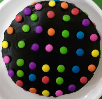 Whole Wheat Dutch Truffle Cake - Plattershare - Recipes, Food Stories And Food Enthusiasts