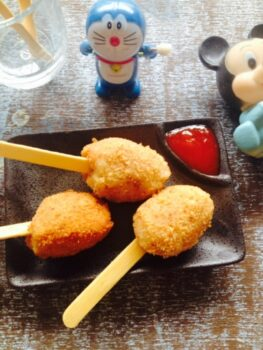 Potato Lollipops - Plattershare - Recipes, Food Stories And Food Enthusiasts