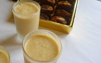 Dates Milkshake - Plattershare - Recipes, Food Stories And Food Enthusiasts