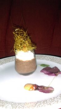 Red Amarnath Mousse - Plattershare - Recipes, Food Stories And Food Enthusiasts