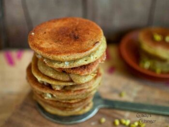 Mung Bean Pitha-Sandwich - Plattershare - Recipes, Food Stories And Food Enthusiasts