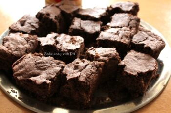 Egg-Free Whole-Wheat Fudge Brownies - Plattershare - Recipes, Food Stories And Food Enthusiasts