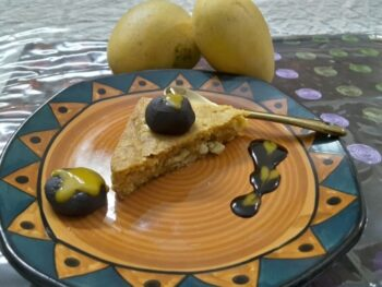 Whole Wheat Mango Blondie - Plattershare - Recipes, Food Stories And Food Enthusiasts