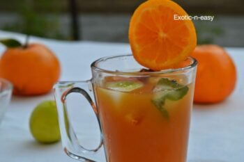 Fruity Ice-Tea - Plattershare - Recipes, Food Stories And Food Enthusiasts