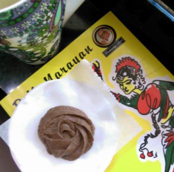 Chocolate Ragi Cookie - Plattershare - Recipes, Food Stories And Food Enthusiasts