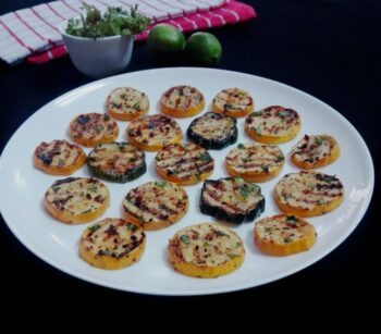 Grilled Zucchini - Plattershare - Recipes, Food Stories And Food Enthusiasts