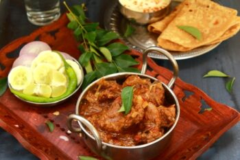 Andhra Mutton Curry - Plattershare - Recipes, Food Stories And Food Enthusiasts