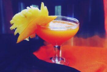 Papaya Pineapple Orange Mocktail - Plattershare - Recipes, Food Stories And Food Enthusiasts