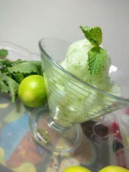 Cucumber Mint Granita - Plattershare - Recipes, Food Stories And Food Enthusiasts