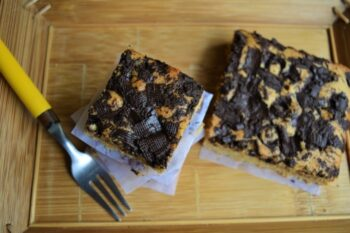 White Chocolate Brownies - Plattershare - Recipes, Food Stories And Food Enthusiasts