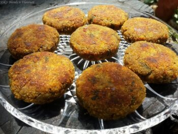 Raw Banana Mixed Dhal Cutlet - Plattershare - Recipes, Food Stories And Food Enthusiasts