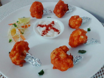 Gobi Lollipop - Plattershare - Recipes, Food Stories And Food Enthusiasts