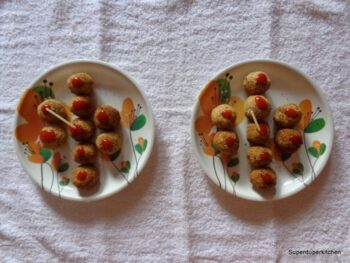 Plantain Falafel - Plattershare - Recipes, Food Stories And Food Enthusiasts