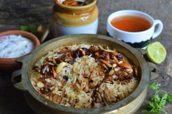 Malabar Style Mutton Biriyani - Plattershare - Recipes, Food Stories And Food Enthusiasts