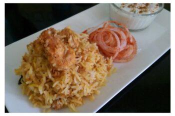 Prawn Biryani - Plattershare - Recipes, Food Stories And Food Enthusiasts