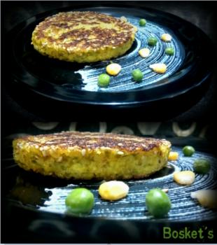Multigrain Idli Tava Handwa - Plattershare - Recipes, Food Stories And Food Enthusiasts