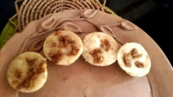 Bite-Sized Soya-Chana Dal Appams - Plattershare - Recipes, Food Stories And Food Enthusiasts