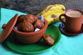 Jackfruit Paniyaram - Plattershare - Recipes, Food Stories And Food Enthusiasts