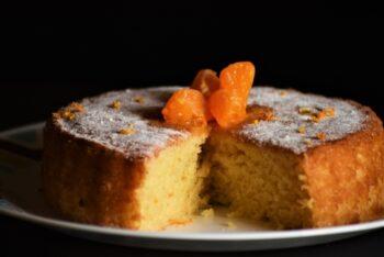 Orange Yogurt Cake - Plattershare - Recipes, Food Stories And Food Enthusiasts
