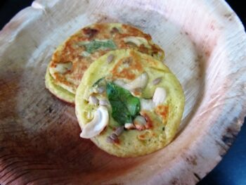 Multi-Dal Adai (From Farmz2Familiez) With A Twist - Cashew, Coconut And Sunflower Seeds - Plattershare - Recipes, Food Stories And Food Enthusiasts
