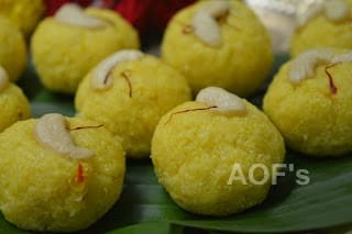 Green Papaya Laddoos (Sugarfree Recipe) - Plattershare - Recipes, Food Stories And Food Enthusiasts