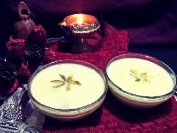 Rabdi/Rabri - Plattershare - Recipes, Food Stories And Food Enthusiasts