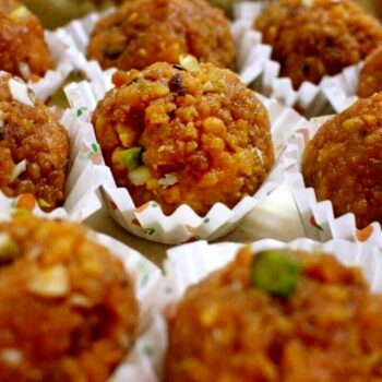 Boondi Ladoo - Plattershare - Recipes, Food Stories And Food Enthusiasts