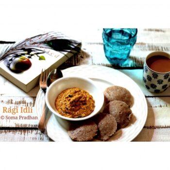 Ragi Idli - Plattershare - Recipes, Food Stories And Food Enthusiasts