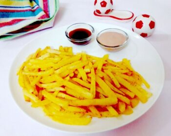 The Perfect French Fries - Plattershare - Recipes, Food Stories And Food Enthusiasts