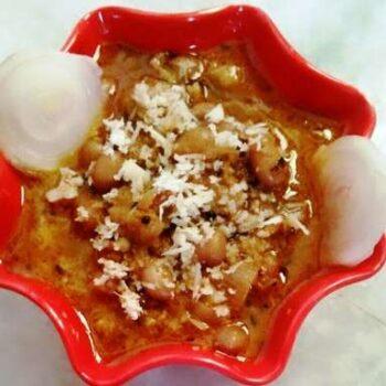Palli Iguru Kura/ Peanut Gravy Curry - Plattershare - Recipes, Food Stories And Food Enthusiasts