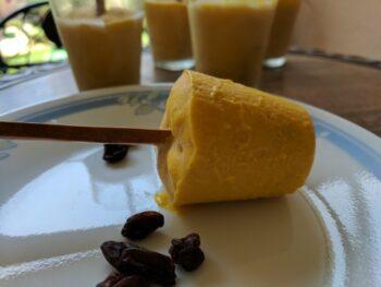 Mango Dessert (Mango Kulfi) - Plattershare - Recipes, Food Stories And Food Enthusiasts