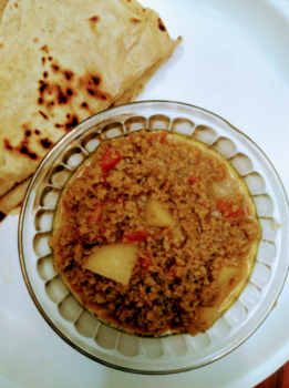Soyabean Sabji - Plattershare - Recipes, Food Stories And Food Enthusiasts
