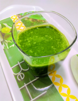 Palak-Tomato Juice - Plattershare - Recipes, Food Stories And Food Enthusiasts