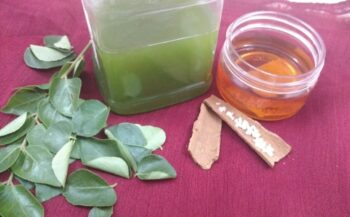 Curry Leaves Water For Weight Loss - Plattershare - Recipes, Food Stories And Food Enthusiasts